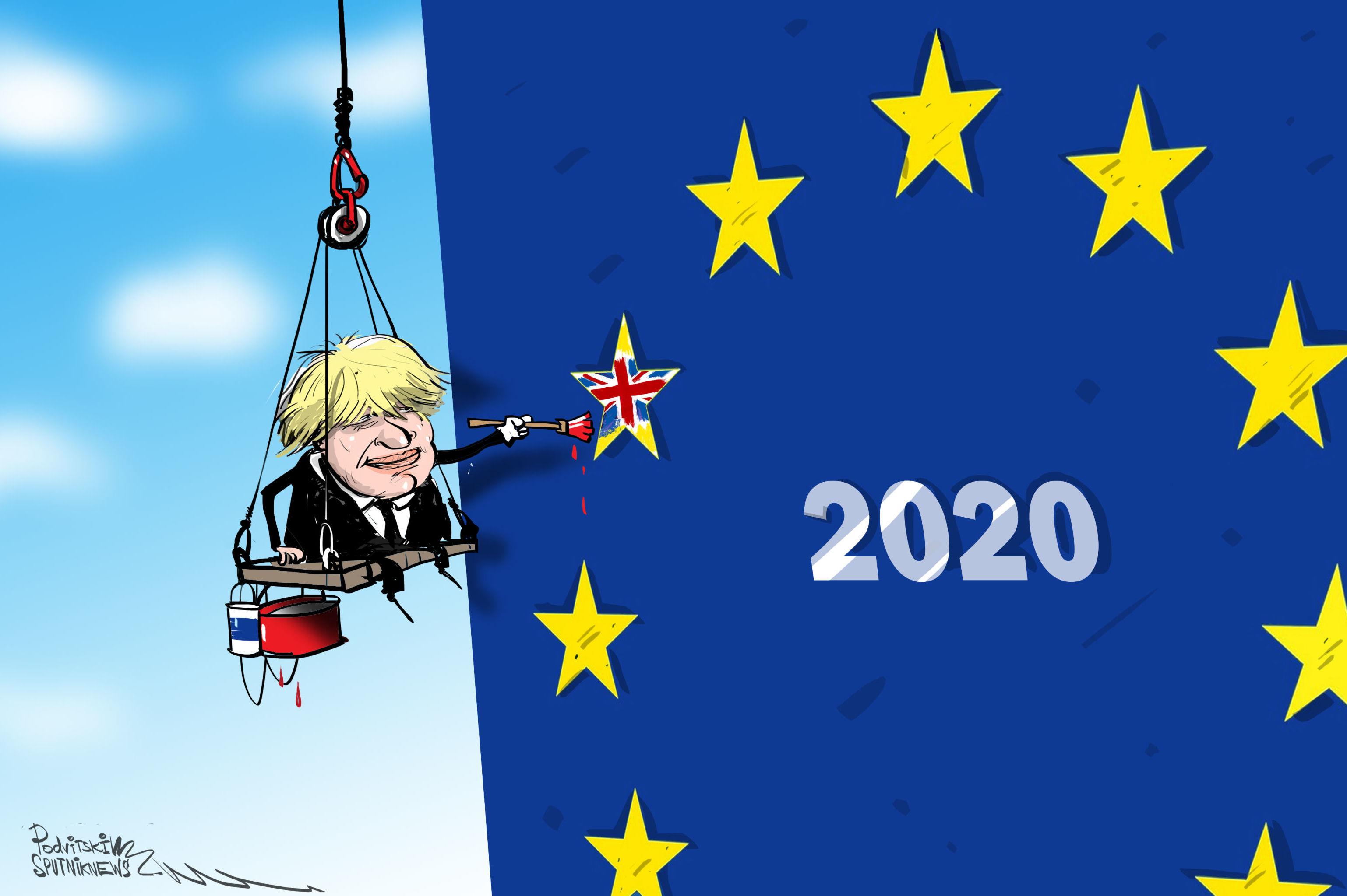 El Reino Unido se pinta un futuro fuera de la Unión Europea