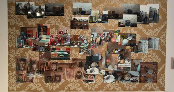 Material de la exposición 'Levrero Hipnótico'