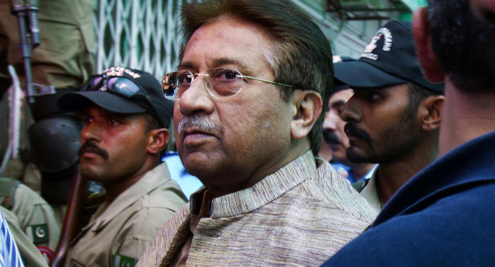 Pervez Musharraf, expresidente de Pakistán, condenado a muerte por alta traición