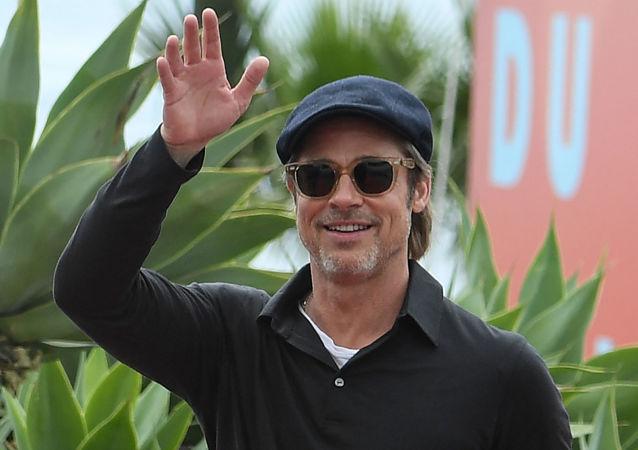Brad Pitt, actor estadounidense