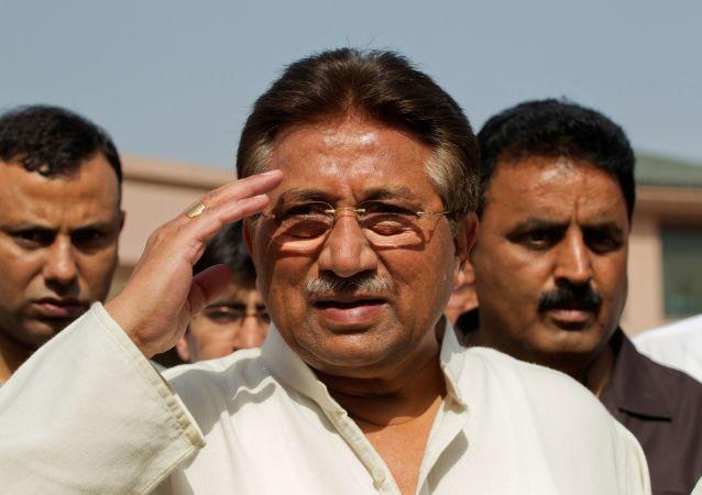 Pervez Musharraf, expresidente pakistaní