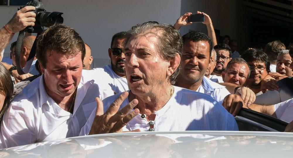 João de Deus, médium brasileño