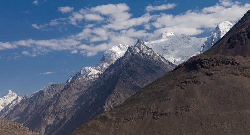 Las montañas Hindu Kush