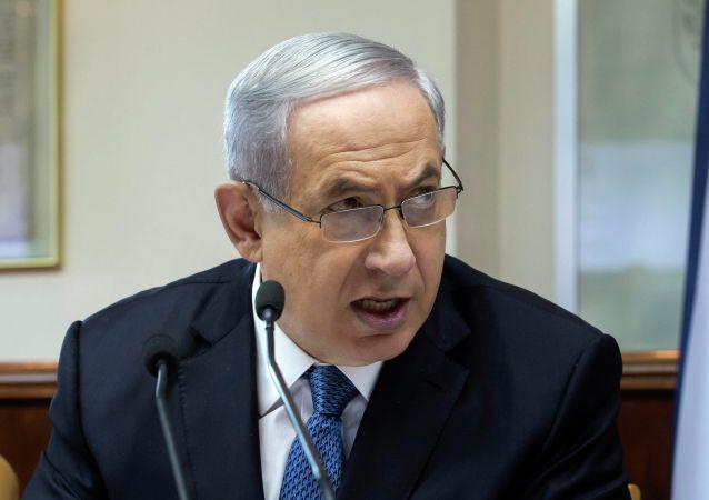 Benjamín Netanyahu, primer ministro israelí en funciones