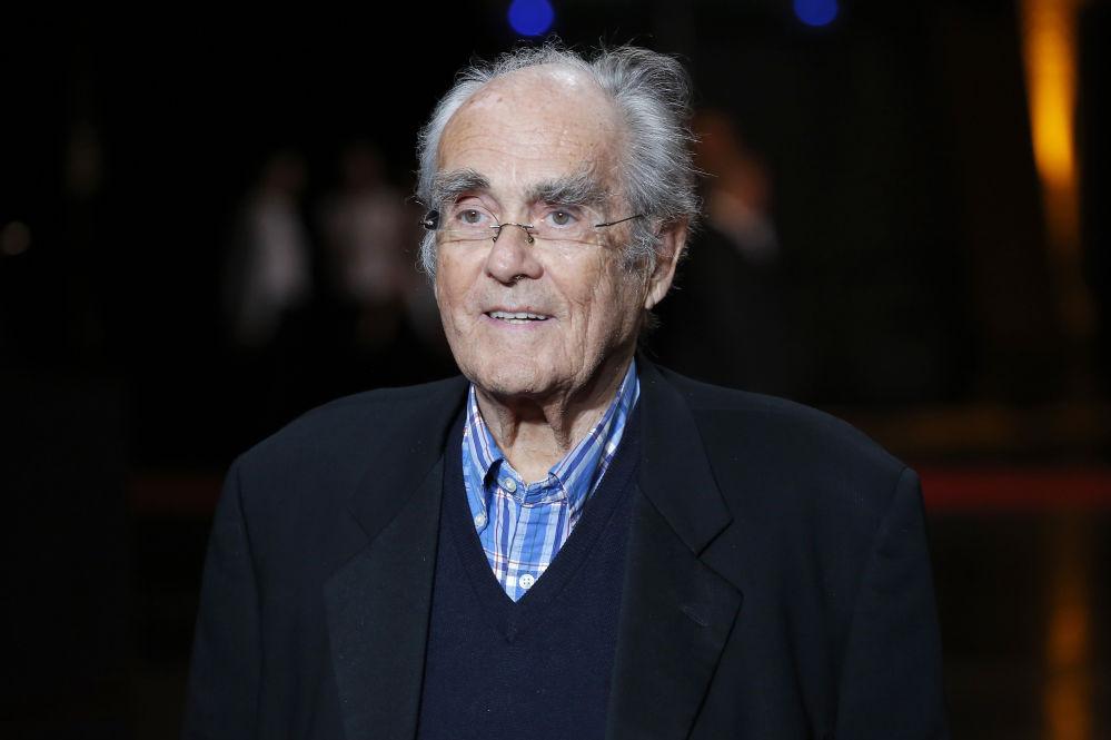 Michel Legrand, compositor francés