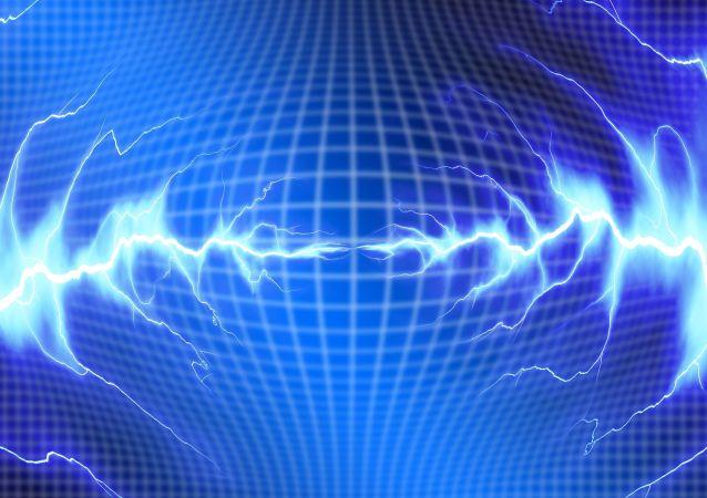 Corriente eléctrica, referencial