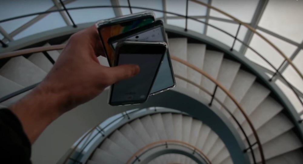 La prueba de fuego de los 'smartphones' más modernos de Apple, Samsung y Huawei
