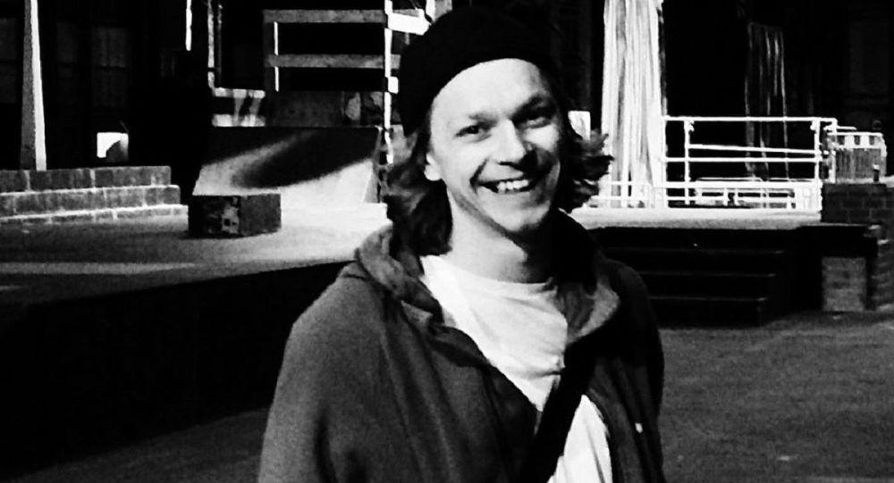 Andrew Dunbar, actor irlandés