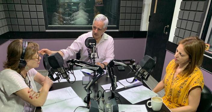 Entrevista a Álvaro García Linera