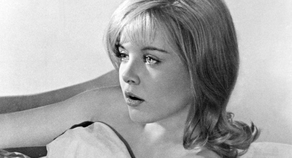 Sue Lyon, la actriz estadounidense