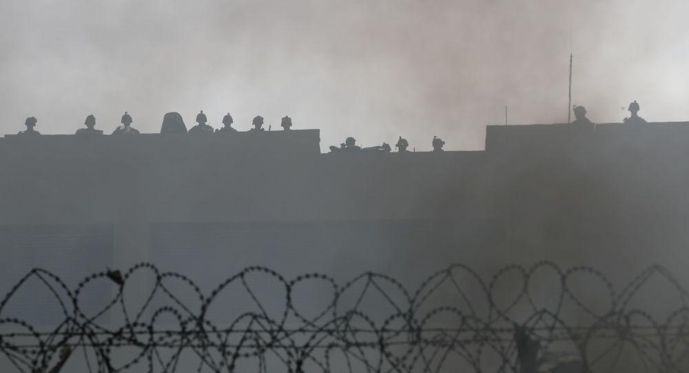 La Embajada de EEUU en Irak
