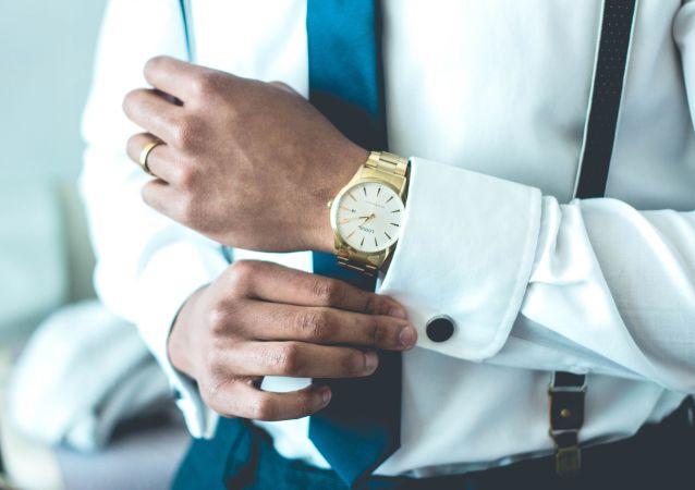 Un hombre de negocios (imagen referencial)