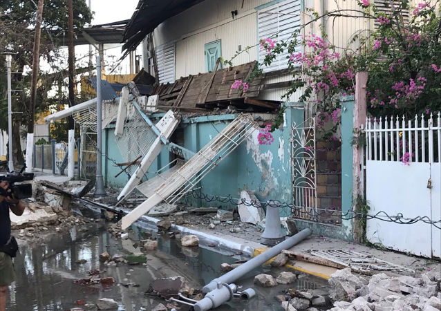 Consecuencias de terremotos en Puerto Rico