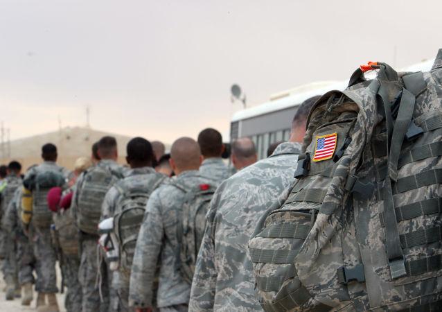 Militares de EEUU en Irak