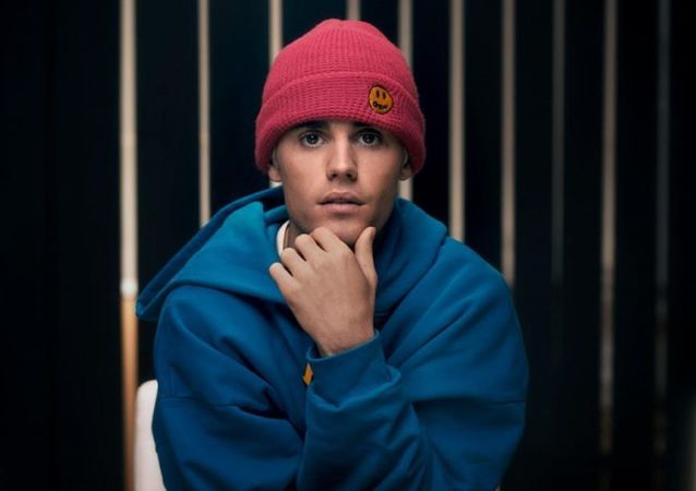 Justin Bieber, cantante canadiense