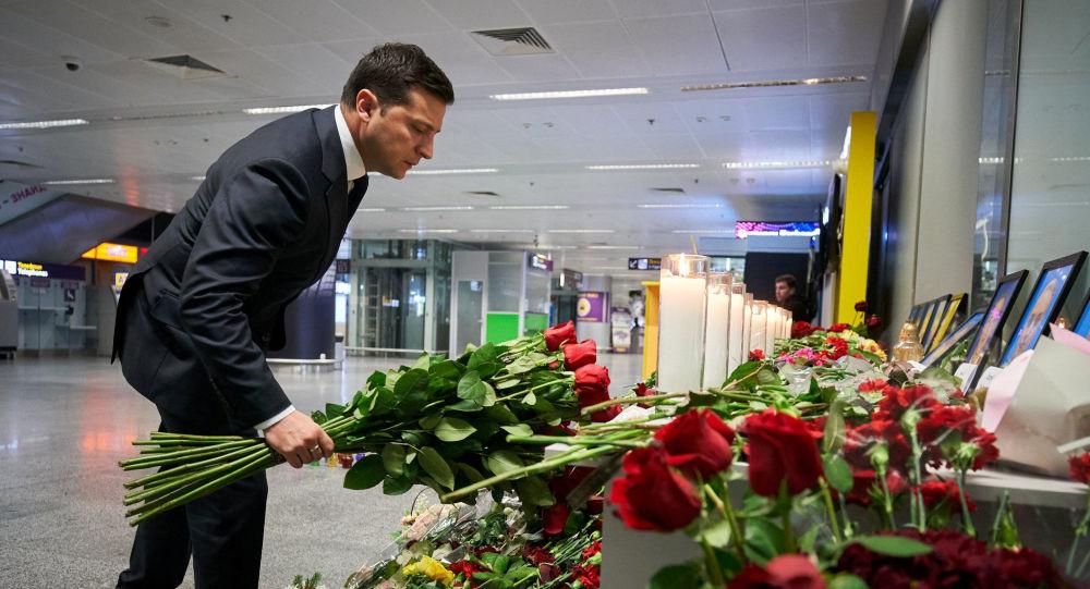 Ucrania pide a la ONU ayuda en la investigación del avión siniestrado