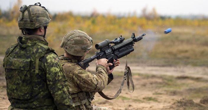 El ministerio de Investigación y Desarrollo de la Defensa de Canadá ha completado recientemente pruebas para mejorar la precisión de los lanzagranadas