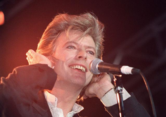 David Bowie, el camaleón del rock