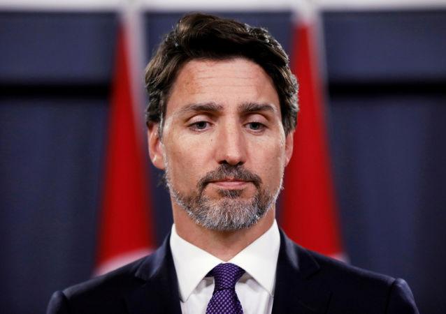 Justin Trudeau, pimer ministro de Canadá