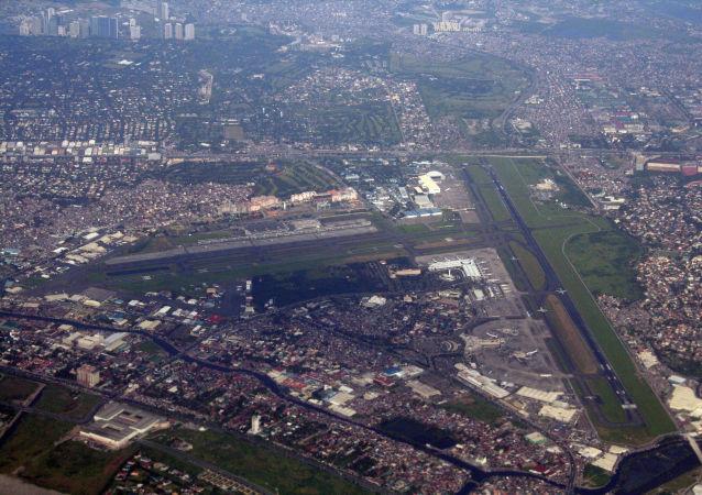 El Aeropuerto internacional de Manila