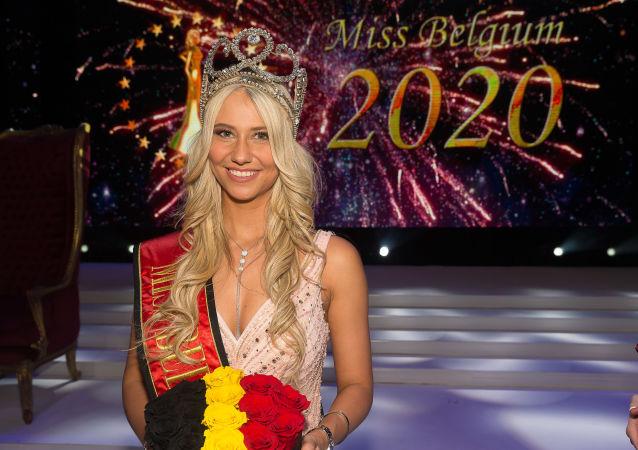 Celine Van Ouytsel, Miss Bélgica 2020