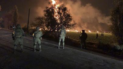 Un año después de la catástrofe del ducto de Tlahuelilpan