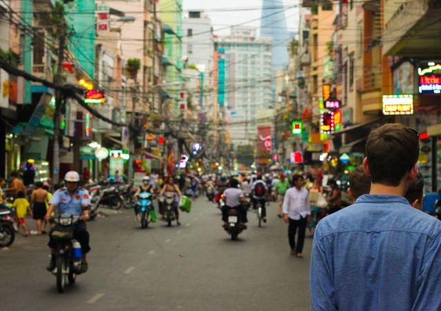 Una ciudad china (imagen referencial)