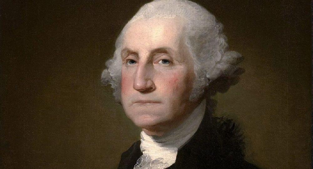George Washington, primer presidente de los Estados Unidos entre 1789 y 1797
