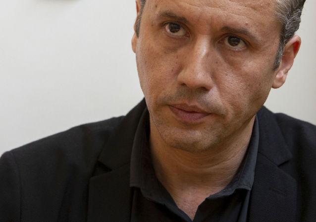 El Secretario de Cultura de Brasil, Roberto Alvim