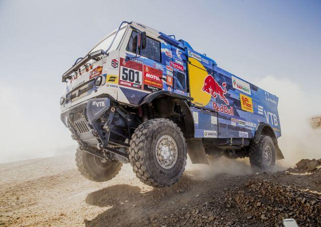 Adrenalina en el desierto: el 'rally' Dakar 2020, en imágenes