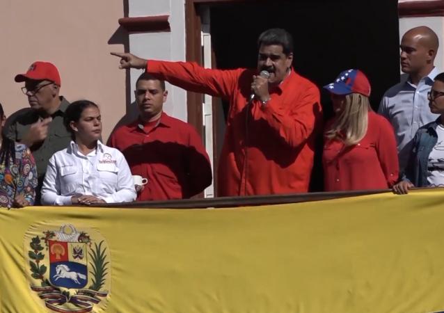 Maduro sobre Guaidó: La más grande payasada que jamás se ha hecho en política