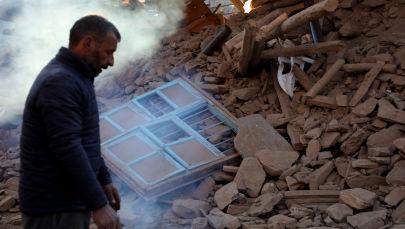 Consecuencias del terremoto que dejó decenas de muertos en Turquía