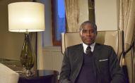 Teodoro Nguema Obiang Mangue, vicepresidente de Guinea Ecuatorial
