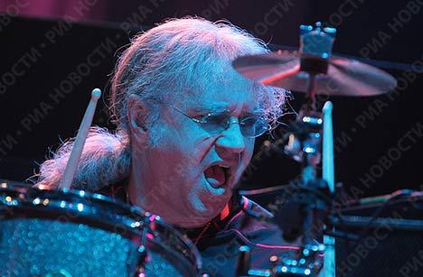 Deep Purple en Moscú