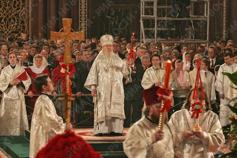 Diecisiete días de la vida del Patriarca Alexis II