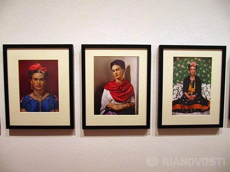 Retrospectiva de Frida Kahlo en Berlín