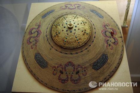 Tesoros del Imperio Otomano en el Kremlin de Moscú