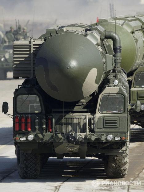 Будущее вооружение России. От Тополя-М до Триумфа