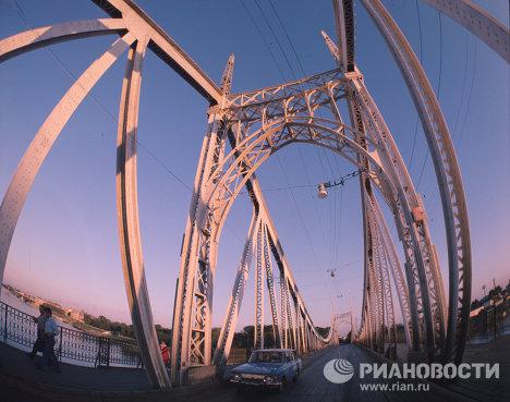 Tver, antigua ciudad rusa a orillas del río Volga