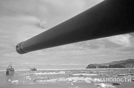 Ruta Marítima del Norte, vía más corta del Occidente al Oriente
