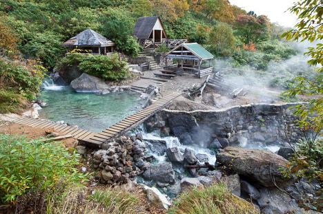 Место для отдыха туристов