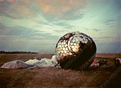 Спускаемый аппарат космического корабля Восток