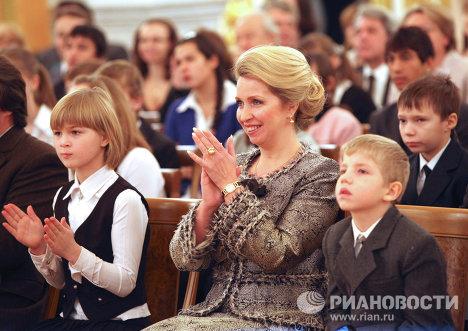 С.Медведева посетила Гала-концерт молодых исполнителей в БКД