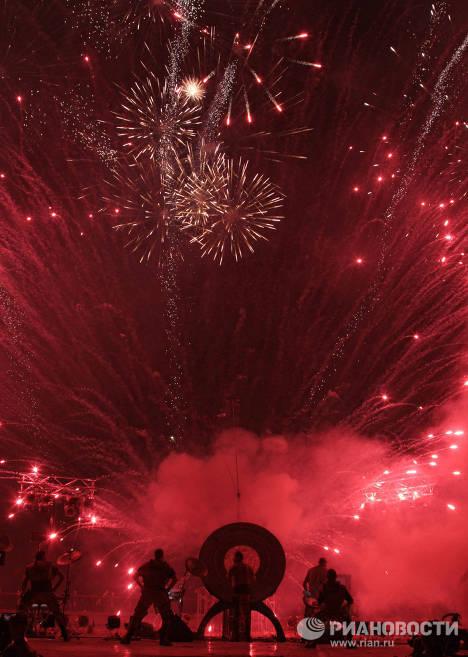 Закрытие фестиваля Французская весна в Киеве