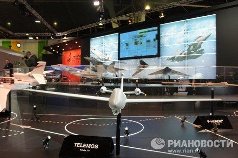 49-й международный авиакосмический салон в Ле Бурже