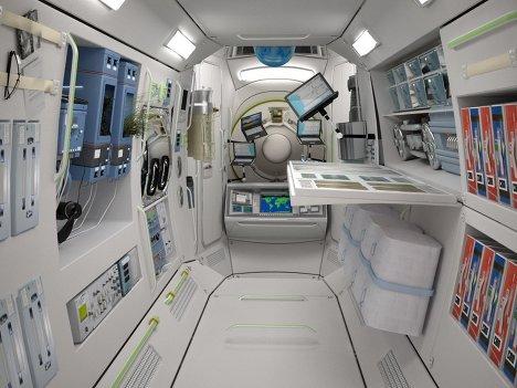 Коммерческая Космическая Станция