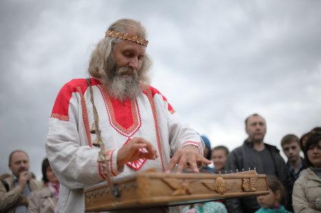 Первый Фестиваль из серии Времена и эпохи в Коломенском