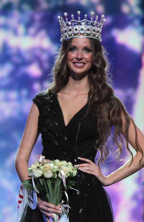 Финал конкурса Мисс Украина 2011