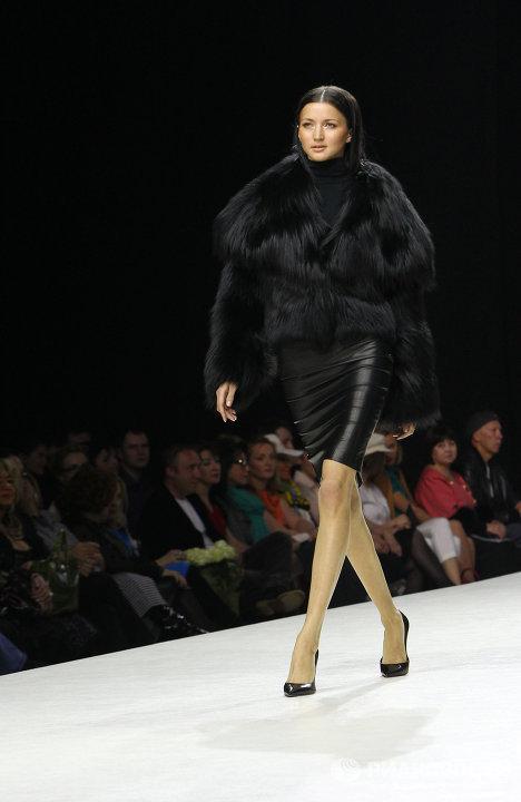 Открытие XXVII сезона Volvo-Недели Моды в Москве