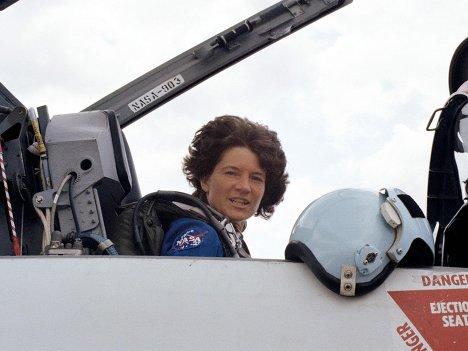 Салли Райд, первая женщина-астронавт США